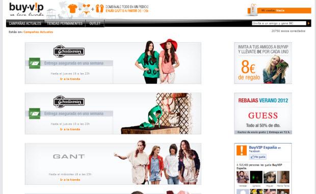 Rebajas en Buyvip: descuentos hasta del 80% en primeras marcas