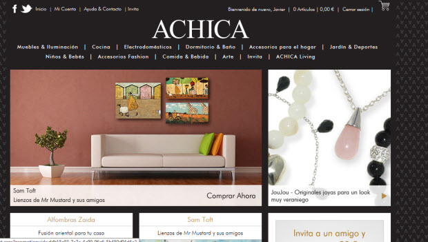 Rebajas de muebles decora tu hogar con los mejores precios for Rebajas muebles