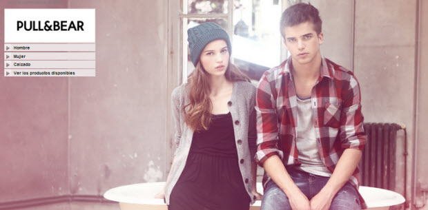 outlet pull and bear