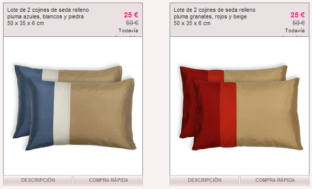 Rebajas ka international muebles a precios asequibles en - Ka international decoracion ...