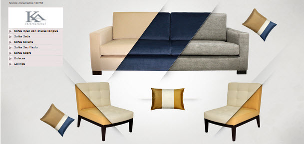Rebajas ka international muebles a precios asequibles en for Rebajas muebles