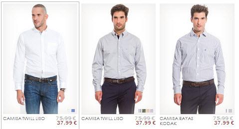 camisas pedro del hierro 2013