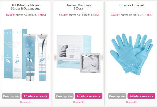 productos manicura talika