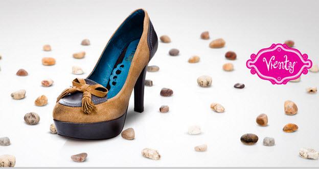 Rebajas Vienty: calzado  de calidad con descuentos de hasta el 70%