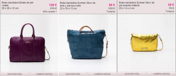 bolsos bimba & lola online
