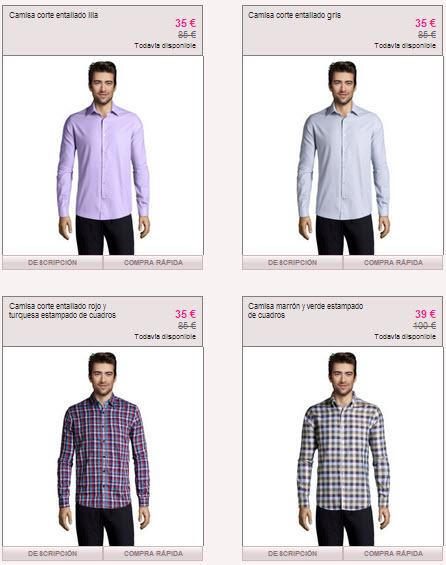camisas roberto verino
