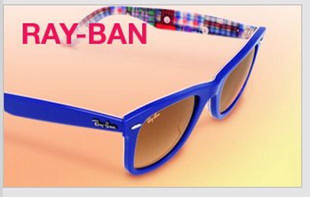 Rebajas Rayban consigue tus gafas con un descuento del 35%