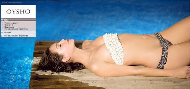 Rebajas Oysho 2013 equípate para el verano con grandes descuentos