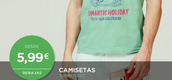Las rebajas Springfield 2013 también en su tienda de moda online