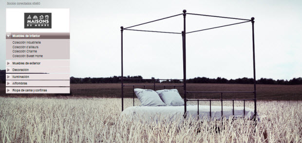 Rebajas Maisons du Monde viste tu casa con los mejores precios