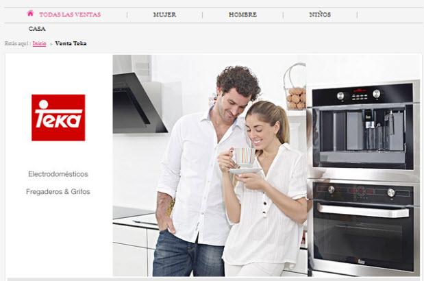 Rebajas Teka consigue un gran ahorro para tu cocina