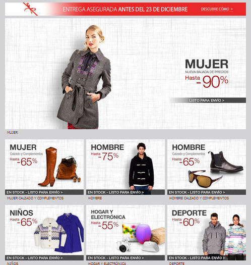 outlet buyvip.es