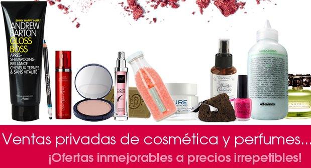 Rebajas Beauteprivee: ahorra hasta el 80% en cosmética profesional