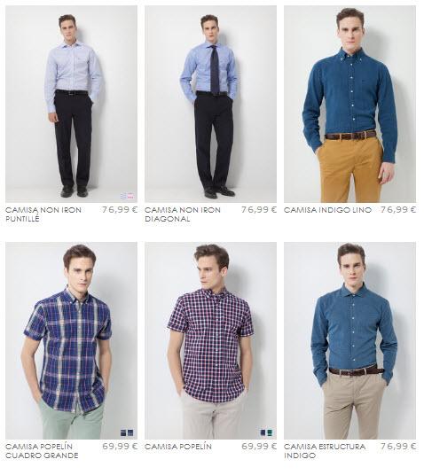 camisas pedro del hierro 2014