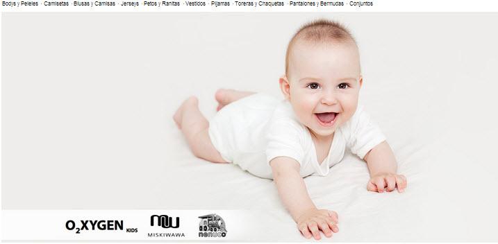 liquidacion ropa infantil