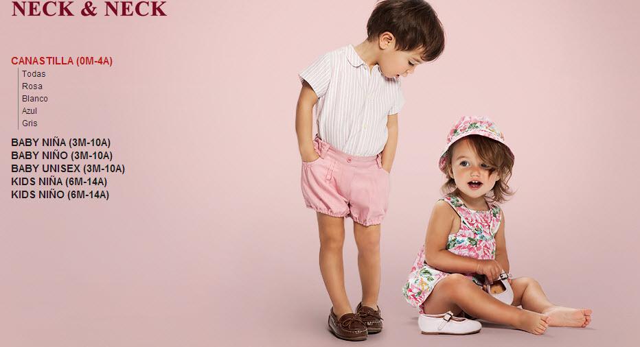 venta privada de ropa infantil