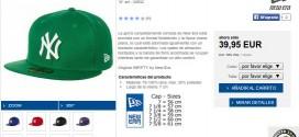 Gorras planas baratas: opiniones sobre precios y rebajas