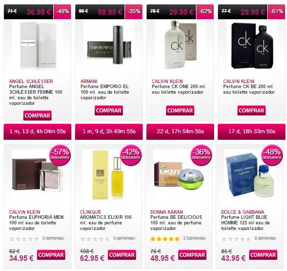 perfumes de marcas