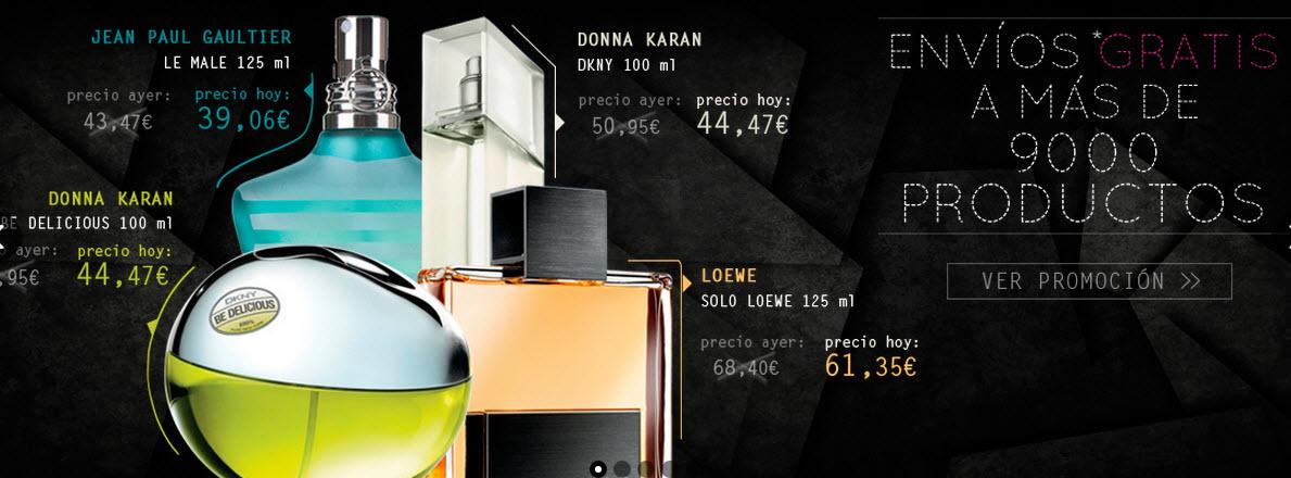perfumes rebajados