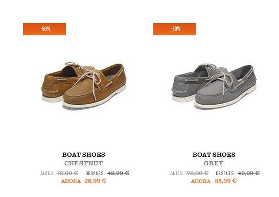 Rebajas Dockers zapatos 2015