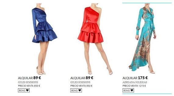 24Fab alquiler vestidos de fiesta