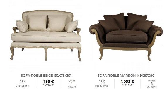 Mimub sofás y cojines