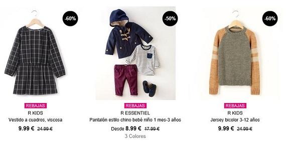 rebajas laredoute 2016 ropa niños