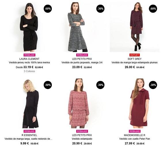 rebajas laredoute 2016 vestidos