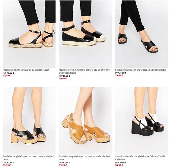 Asos zapatos