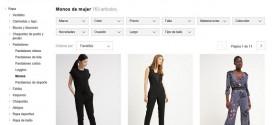 Monos de vestir de marca 2016: rebajas online