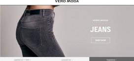 Vero Moda 2016 online: rebajas y precios de abrigos y chaquetas
