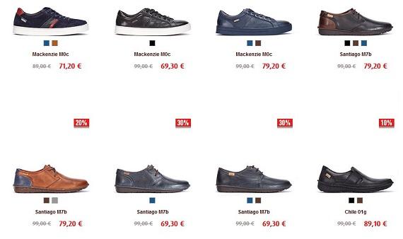 pikolinos zapatos