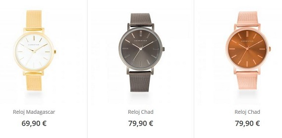luxenter relojes