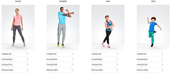 amazon ropa deportiva