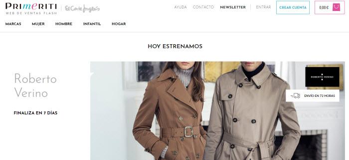 tienda online ropa