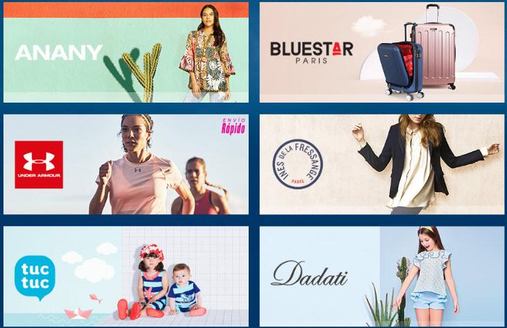 mejores ventas privadas ropa